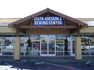 Delta Vacuum and Sewing Center